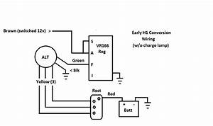 Wiring Diagram Ford Alternator External Regulator