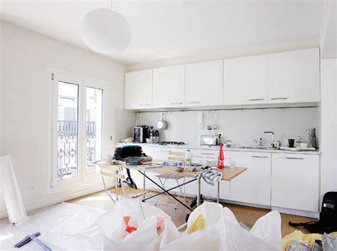 cuisine toute blanche comment réveiller une cuisine blanche