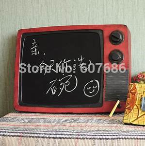 Tv Board Metall : antique metal tv shape message board wall mounted iron message board for cafe bar hotel store ~ Orissabook.com Haus und Dekorationen