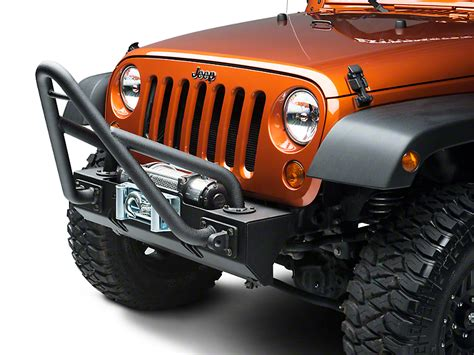 jeep stinger bumper purpose rugged ridge wrangler stinger for xhd bumpers textured