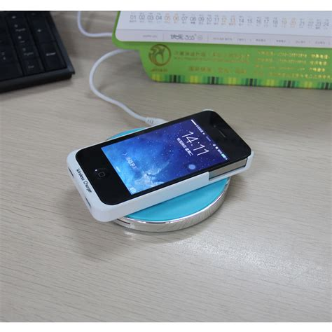 wireless charger for iphone noosy wireless charger receiver for iphone 4 4s ns04