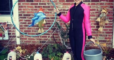 Dolphin Trainer Costume