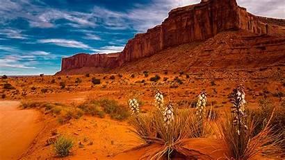 Desert Arizona Desktop Sedona Rocks Wallpapers Sand