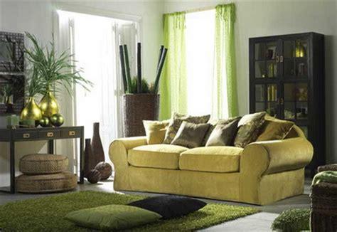 cojines para sofa verde oliva salones en color verde decoraci 243 n de interiores y
