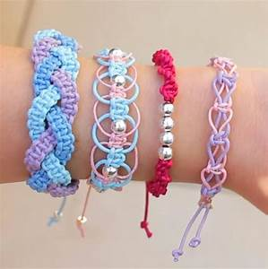 Easy, Diy, Friendship, Bracelets, You, Can, Make, Today