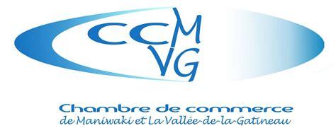 logo chambre de commerce la chambre de commerce de maniwaki et de la vallée de la