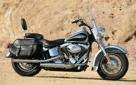 Harley Davidson Heritage Classic 4k Wallpapers by Harley Davidson Flstc Heritage Softail Classic Wallpaper