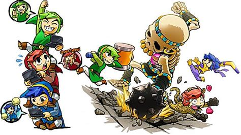 No Playable Female Characters In The Legend Of Zelda Tri