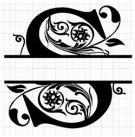 Wings emblem set free vector. 8 Best Split Letter Monograms images | Monogram letters ...