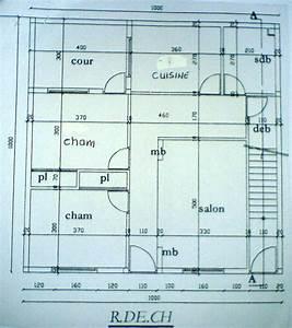 plan maison r2 maroc With plan maison r 1 gratuit 9 plans 2d et 3d pour votre maison ou appartement elle
