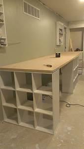 Doppel Schreibtisch Ikea : excelente cuarto costura taller pinterest n hzimmer m bel und arbeitspl tze ~ Markanthonyermac.com Haus und Dekorationen