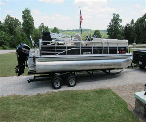 Used Pontoon Boats For Sale By Owner In Missouri by Lowe Boats For Sale Used Lowe Boats For Sale By Owner