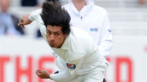 Cricket Relieved Amir Shows Form With Seven For