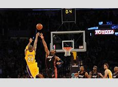 This Day In Lakers History Kobe Bryant Hits Legendary