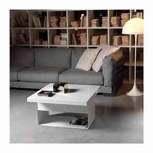 Table Basse Moderne : table basse moderne modulable vela 4 pieds tables chaises et tabourets ~ Preciouscoupons.com Idées de Décoration