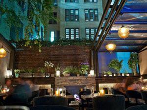 top  restaurants  outdoor dining  chelsea