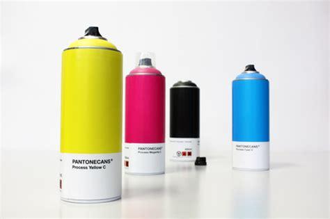 pics pantone spray paint psfk