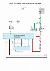 2007 Toyota Corolla Engine Wiring Diagram