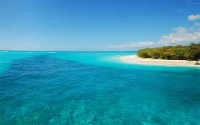 Turquoise Beaches Sand Sea Wallpapers