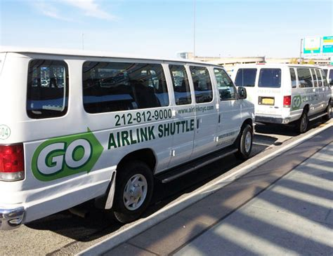Shuttle Ride To Airport by Airport Shuttle Laguardia Shared Ride To Lga Go