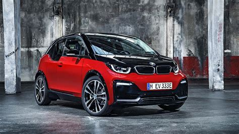 Facelifted 2018 Bmw I3 And I3s Revealed  Motoring Research
