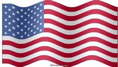 Flag American Animations Animated Gifer