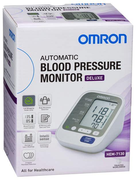 Home Blood Pressure Monitor Large Cuff