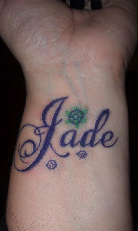 Tatouage Prenom Jade