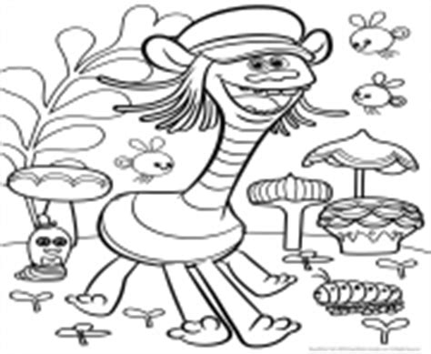 trolls coloring pages color   printable