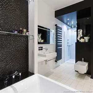 Modèle Salle De Bain : ides de deco salle de bain avec douche italienne galerie ~ Voncanada.com Idées de Décoration