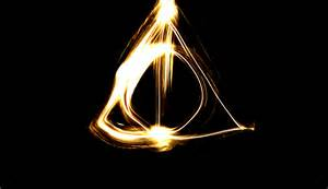 Deathly Hallows Symbol Tumblr