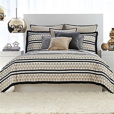 vince camuto 174 taos comforter set bed bath beyond