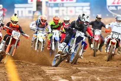 Motocross Hangtown Start Villopoto Opener Oil Lucas