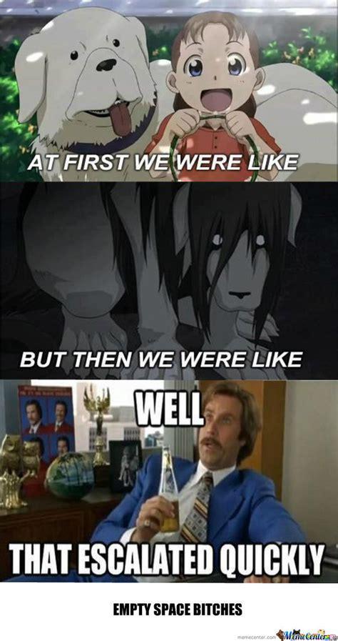 Fullmetal Alchemist Memes Metal Memes Image Memes At Relatably
