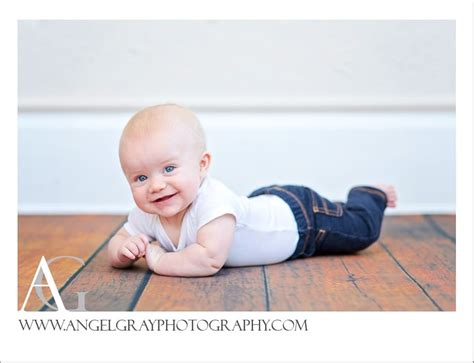 month baby studio session zachary st augustine