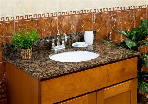 LessCare > Bathroom > Vanity Tops > Granite Tops > Baltic