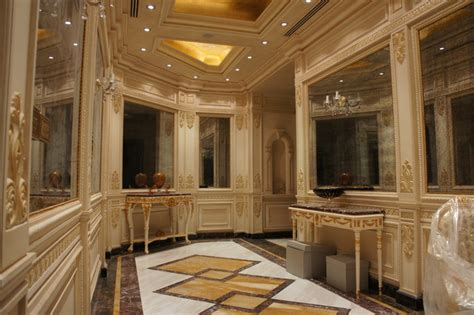 luxury marble floor design  hall