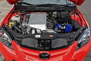 Mazdaspeed 3 Engine Bay 2 Flickr Photo Sharing!
