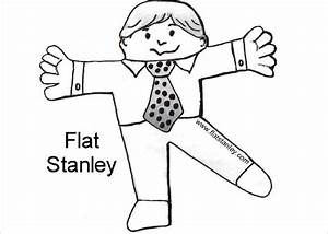 45 flat stanley templates free download creative template With free printable flat stanley template