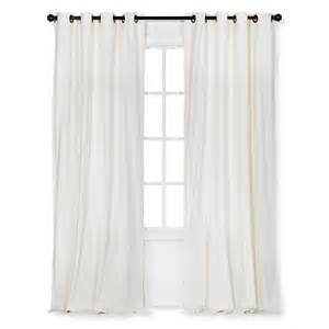 threshold velvet curtain panel target