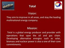 Total Vision They aim to