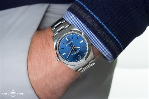 Indepth The Rolex Oyster Perpetual 39 (ref 114300