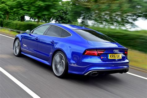 News  2019 Audi Rs7 Might Be A 520kw Hybrid Beast
