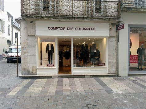 comptoir des contoniers comptoir des cotonniers colmar 171 atelier enseignes
