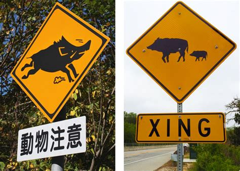 Oh, Deer! Road Signs In Different Culturesoic Moments
