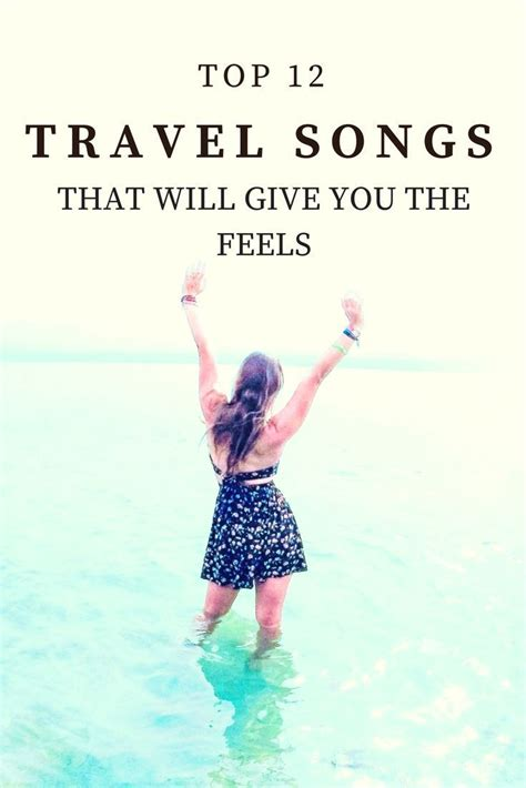 We collected here 29 travel songs that we think can't be missed on the perfect playlist for travelers. 12 Travel Songs that will give you the feels | Travel ...
