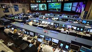How NASA's Mission Control Supports Space Missions - YouTube