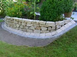 Natursteinmauern Im Garten : garten und landschaftssevice natursteinmauern trockenmauern ~ Sanjose-hotels-ca.com Haus und Dekorationen