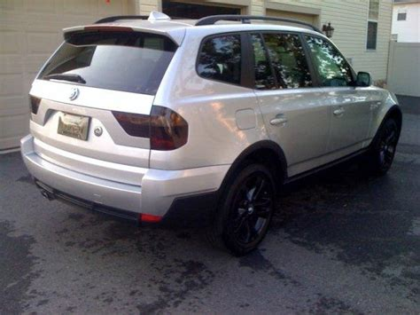 X3 Modification by Chenismo 2007 Bmw X3 Specs Photos Modification Info At