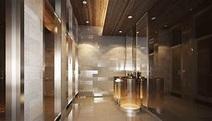 Great Public Restroom Design | Commercial Space ...